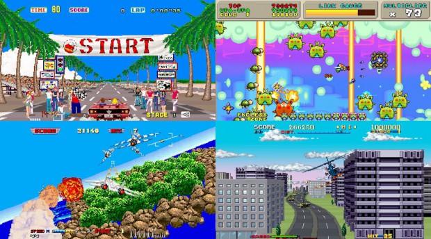 Sega 3D Classics - runde 2