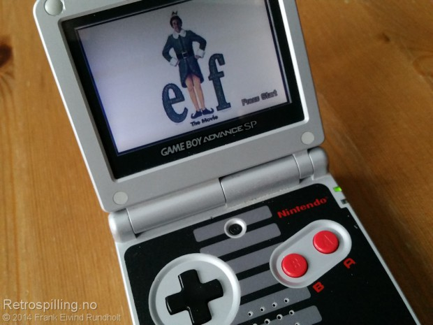 Elf - The Movie (Game Boy Advance, 2004)