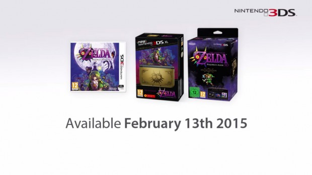 The Legend of Zelda - Majora's Mask 3D