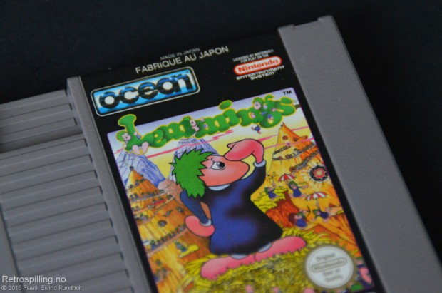 Lemmings (Nintendo NES, 1991)