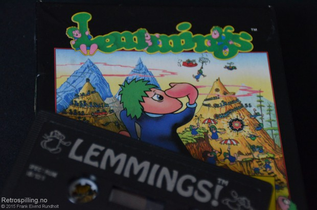 Lemmings (ZX Spectrum, 1991)