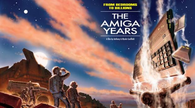 Kickstarter: From Bedrooms to Billions - The Amiga Years!