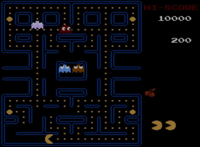 Pac-Man (NES, 1993)
