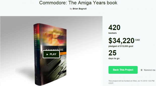 Commodore: The Amiga Years book
