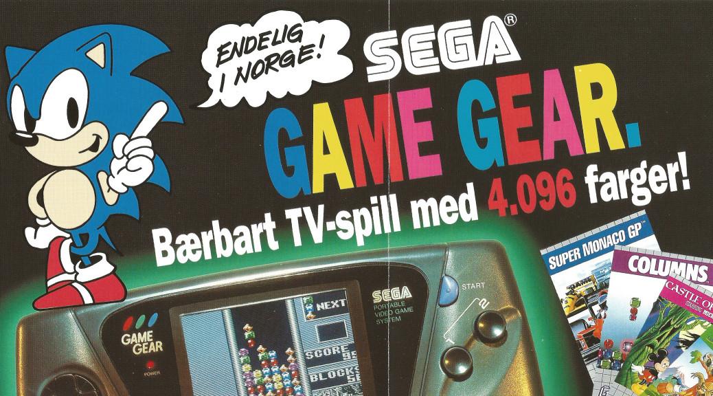 SegaNews mai 1992 - Sega Game Gear