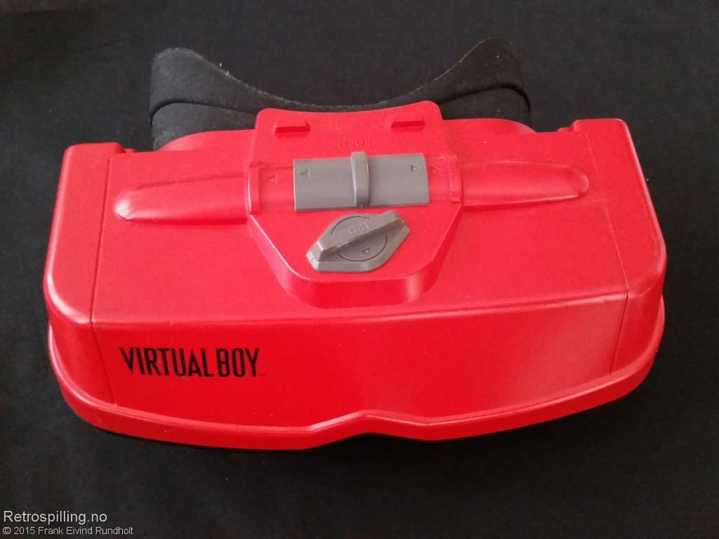 Nintendo Virtual Boy (1995)