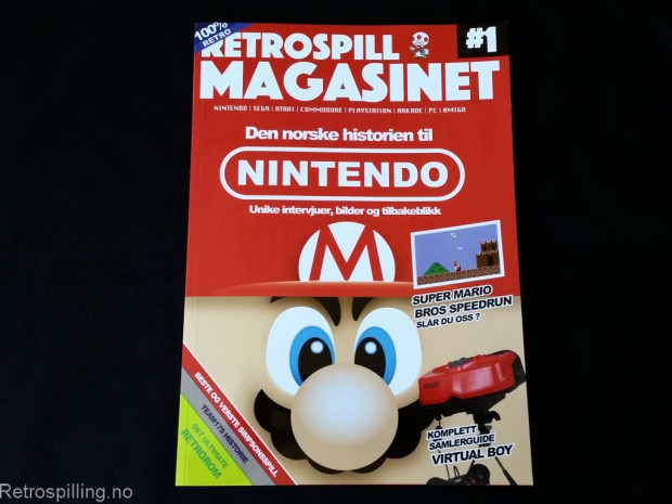 Retrospillmagasinet #1