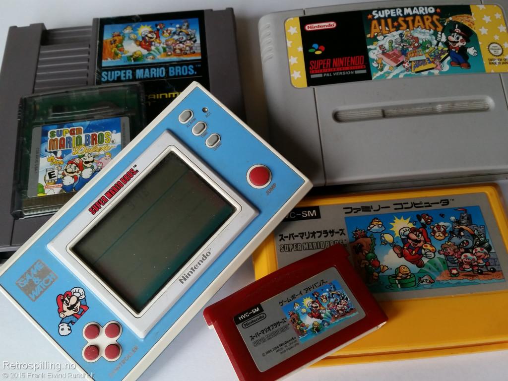 Super Mario Bros (Famicom/NES, 1987)