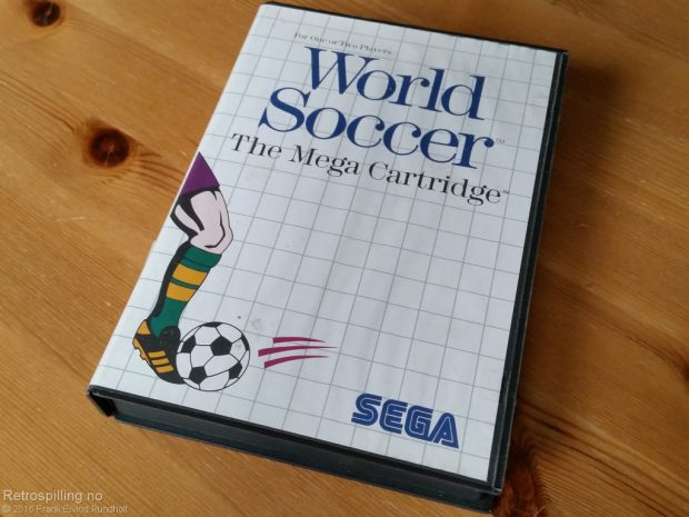 World Soccer (Sega Master System, 1987)