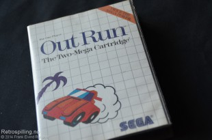 Out Run - Sega Master System