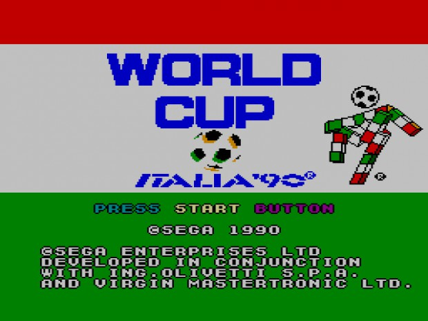 World Cup Italia'90