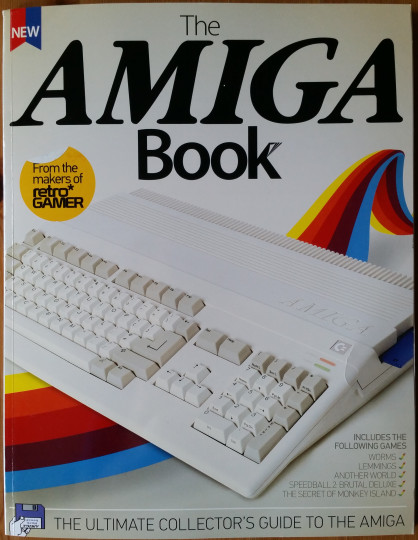 Retro Gamer - The Amiga Book