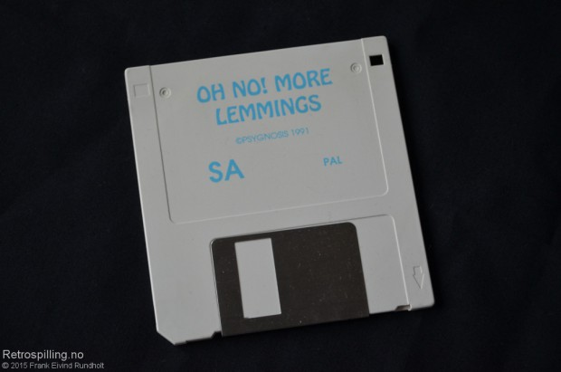Oh-no! more Lemmings (Amiga, 1991)