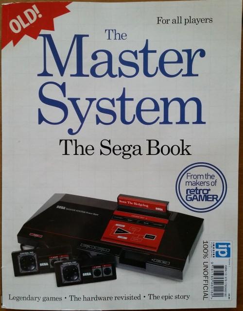 Retro Gamer Bookazine: Sega Master System & Nintendo NES