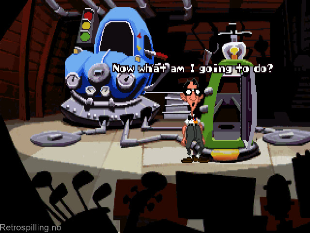 Retropåske 2015 - Day of the Tentacle
