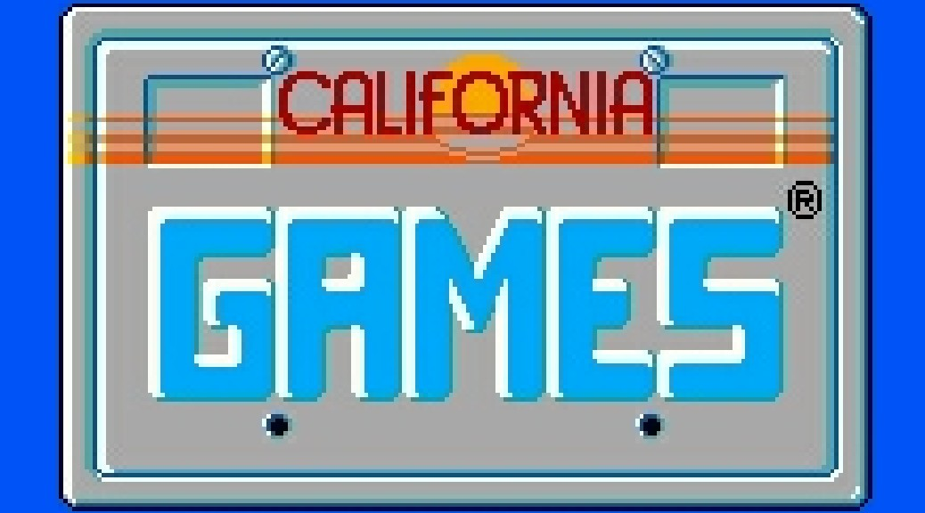 California Games (Sega Master System, 1989)