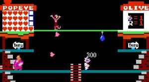 Popeye (NES, 1983)