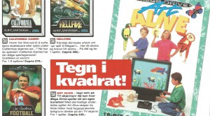 Sega News nr. 3-1992 april