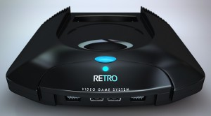 Retro Video Game System
