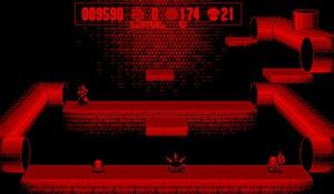 Mario Clash (Virtual Boy, 1995)