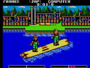 World Games (Sega Master System, 1989)