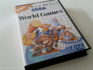 World Games (Sega Master System, 1989)