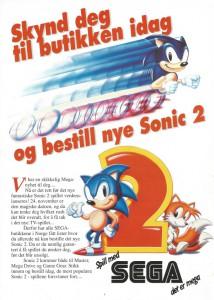 Sega News nr.6 1992