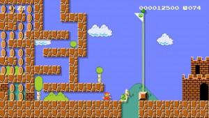 Super Mario Maker: Mini maze