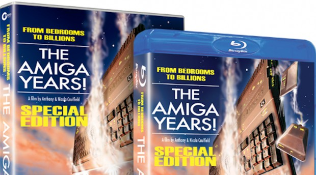 From Bedrooms to Billions: The Amiga Years! Special Edition