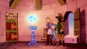 The Legend of Zelda: Complete series DVD