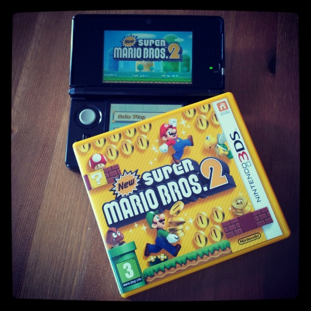 New Super Mario Bros 3DS