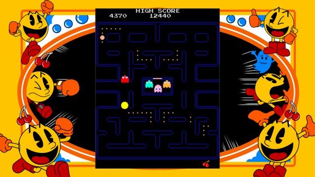 Pac-Man (Xbox Live Arcade/Xbox 360)