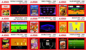 Evercade 1 - Atari Collection 1