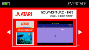 Evercade 1 - Atari Collection 1 - Aquaventure