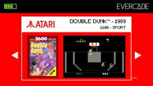 Evercade 1 - Atari Collection 1 - Double Dunk