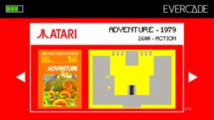 Evercade 1 - Atari Collection 1 - Adventure