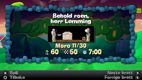 Lemmings (PSP, 2006)