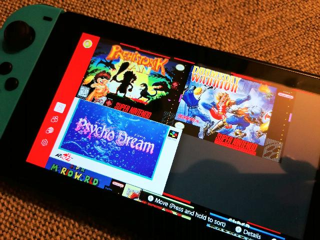 Nintendo Switch Online - Februar 2021