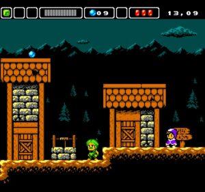 Alwa's Awakening NES beta