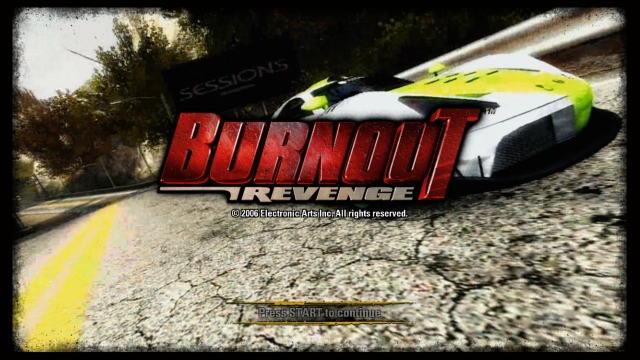 Burnout Revenge (Xbox 360, 2006)