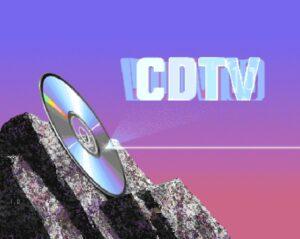 Commodore CDTV (1991)