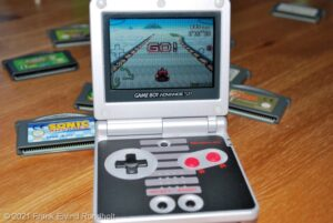 Fra arkivet: Game Boy Advance