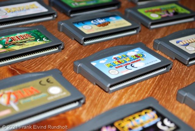 Fra arkivet: Game Boy Advance