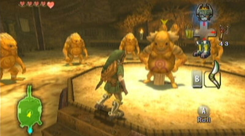 Fra arkivet: The Legend of Zelda: Twilight Princess (Wii, 2006)