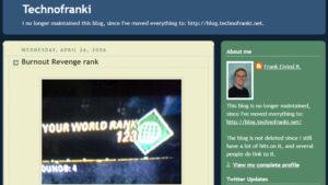 15 år som spillblogger
