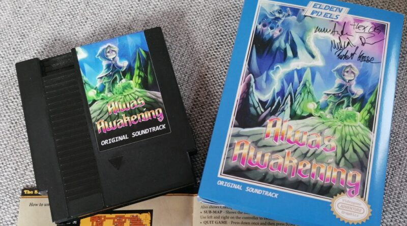 Alwa's Awakening soundtrack NES