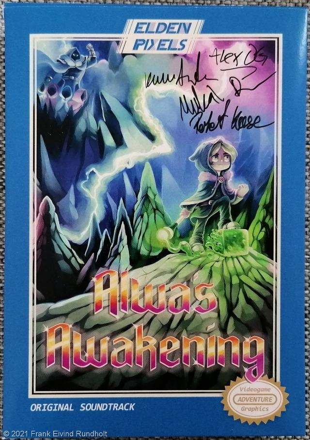 Alwa's Awakening soundtrack NES