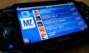 PS Vita PS One Classics