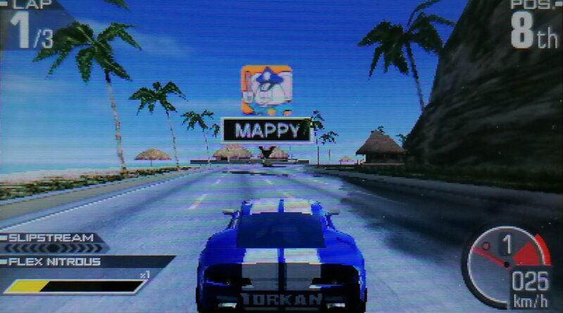 Fra arkivet: Ridge Racer 3D (3DS, 2011)