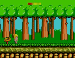 Wonder Boy (Sega Master Sytem, 1986)